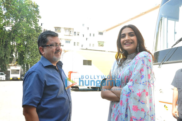 Vijay Singh, Sonam Kapoor