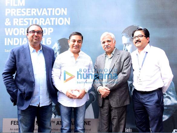 Mr Shivendra Singh Dungarpur, Kamal Hassan, Mr Sunil Arora, Mr Prakash Magdum