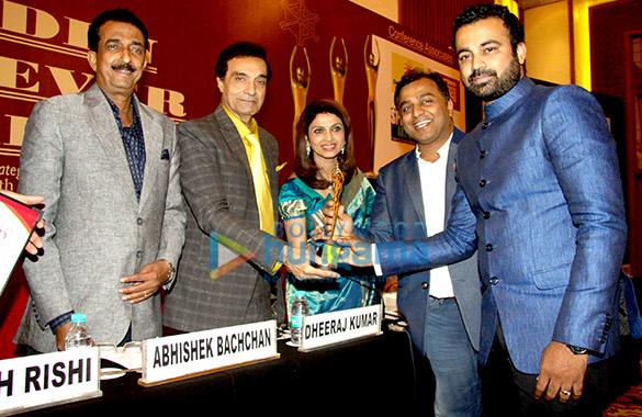 Abhishek Bachchan, Dheeraj Kumar, Varsha Usgaonkar, KD, Sarath