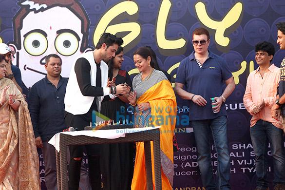 Parth Samthaan, Zarina Wahab, Aditya Pancholi, Subhash Singh