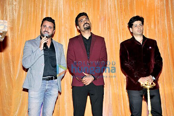Mumtaz Ahmad, Andeep Choudhary, Harish Kotian