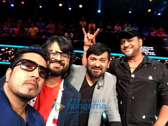 Mika Singh, Pritam Chakraborty, Wajid, Sajid