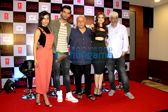 Patralekha, Gaurav Arora, Mahesh Bhatt, Tara Alisha Berry, Vikram Bhatt