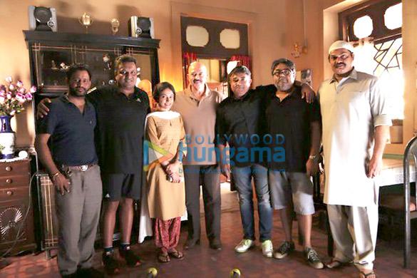 Resul Pookutty, Sanjay Gupta, Rakesh Roshan, Akhilendra Mishra