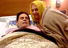 """Hopefully, he'll be home soon,"" says wife Saira Banu about Dilip Kumar's latest health scare"