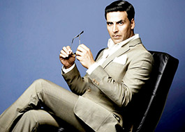 Akshay Kumar donates Rs. 50 lakhs for drought relief efforts