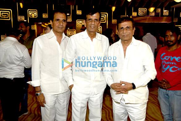 Hussain Burmawala, Mustan Burmawalla, Abbas Burmawalla