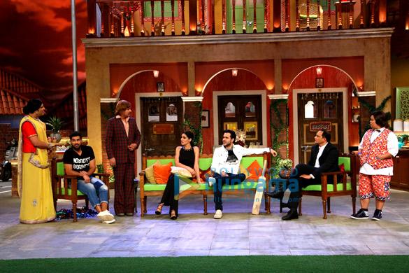 Krishna Abhishek, Kunaal Roy Kapur, Siddharth Sagar, Nargis Fakhri, Emraan Hashmi, Mohammad Azharuddin, Bharti Singh