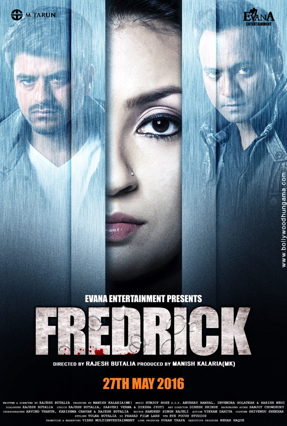 First Look Of The Movie Fredrick