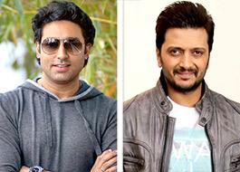 Abhishek Bachchan to lend voice for Riteish Deshmukh starrer Banjo