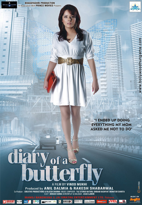 First Look Of The Movie Diary of a Butterfly