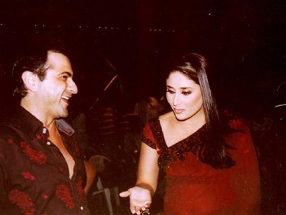 On The Sets Of The Film Bewafaa Featuring Kareena Kapoor
