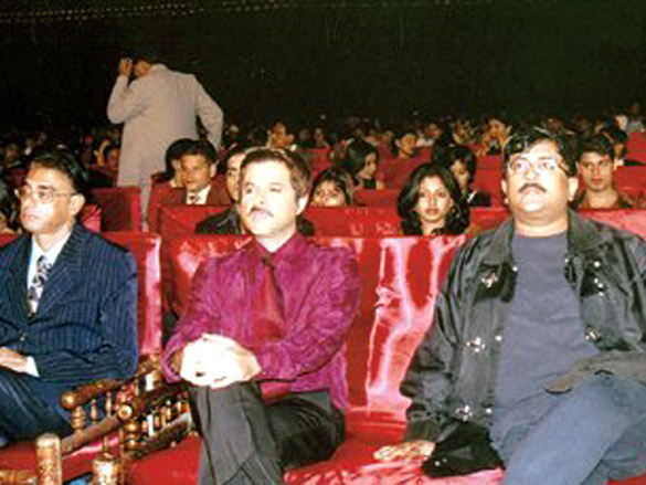 On The Sets Of The Film Bewafaa Featuring Anil Kapoor