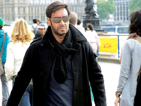 Movie Still From The Film Tezz,Ajay Devgn
