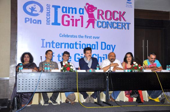 Bhagyashri Dengle, Uday Benegal, Palash Sen, Anil Kapoor, Govind Nihalani, Sona Mohapatra, Subir Mallik