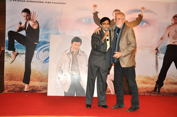 Suneil Anand, Tom Alter