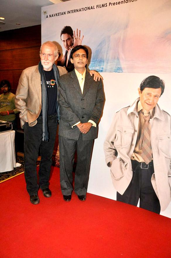 Tom Alter, Suneil Anand
