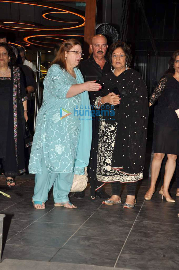 Rakesh Roshan, Hiroo Johar