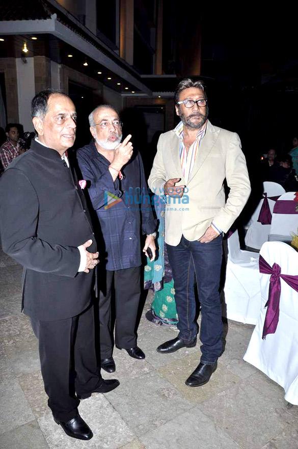 Pahlaj Nihalani, J P Dutta, Jackie Shroff