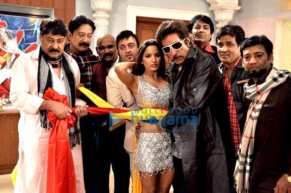 Ehsaan Khan, Raju Shreshta, Piu Chouhan, Shakti Kapoor