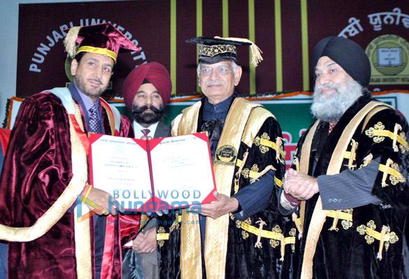 Gurdas Mann, Shivraj V. Patil, Dr. Jaspal Singh