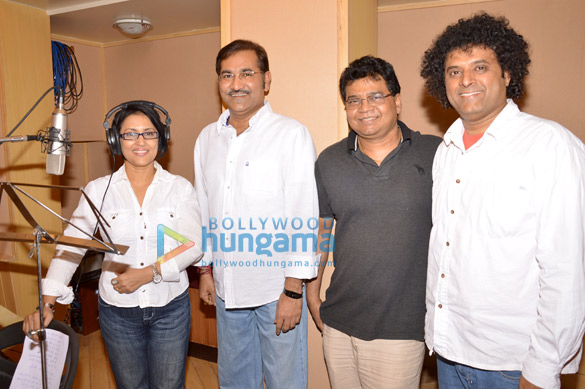Madhushree, Sudesh Bhosle, Robby Badal, Uday Ramdas