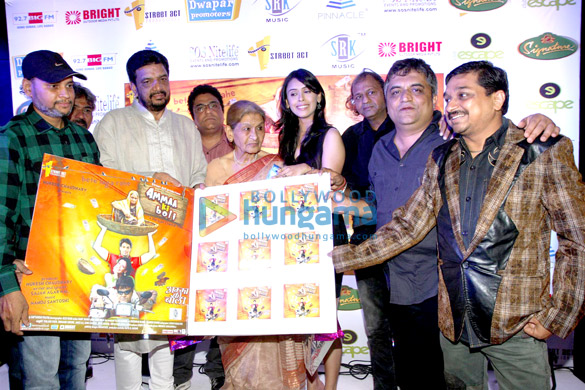 Narayan Chauhan, Mukesh Chaudhary, Zakir Hussain, Farrukh Jaffer, Hrishita Bhatt, Vasant Bhandari, Swanand Kirkire, Sajan Agarwal