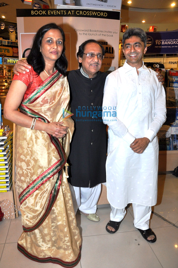 Sadhana J, Gulam Ali, Bhavesh Seth