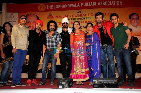 Tochi Raina, Gurdeep Mehndi, Ramji Gulati, Gurpreet Kaur Chadhha, Dolly Sidhu, Navraj Hans, Rahul Vaidya