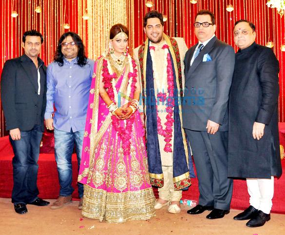 Pritam Chakraborty, Amul Mohan, Ramesh S Taurani, Vikas Mohan