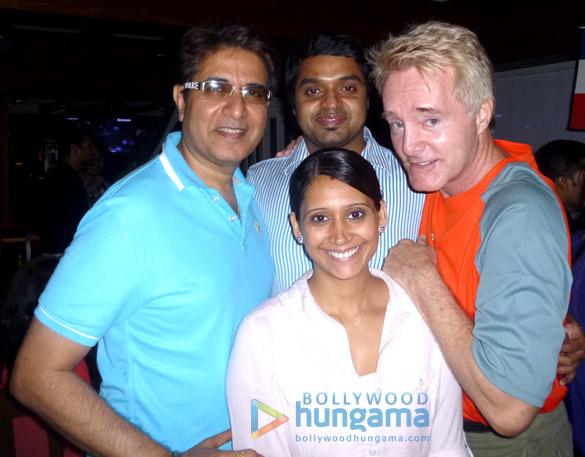 Suhas Awchat, Vikram Ram, Manvi Ram, Gary Richardson