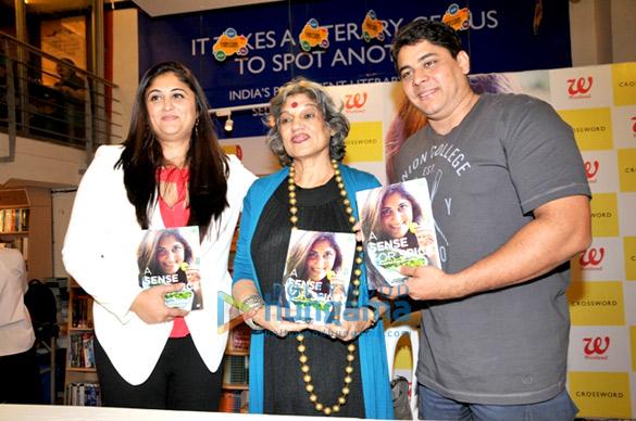 Tara Deshpande, Dolly Thakore, Cyrus Broacha
