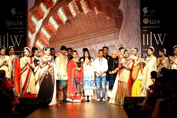 Vijay Golecha, Shabana Azmi, Roopali Golecha, Vikram Phadnis, Javed Akhtar