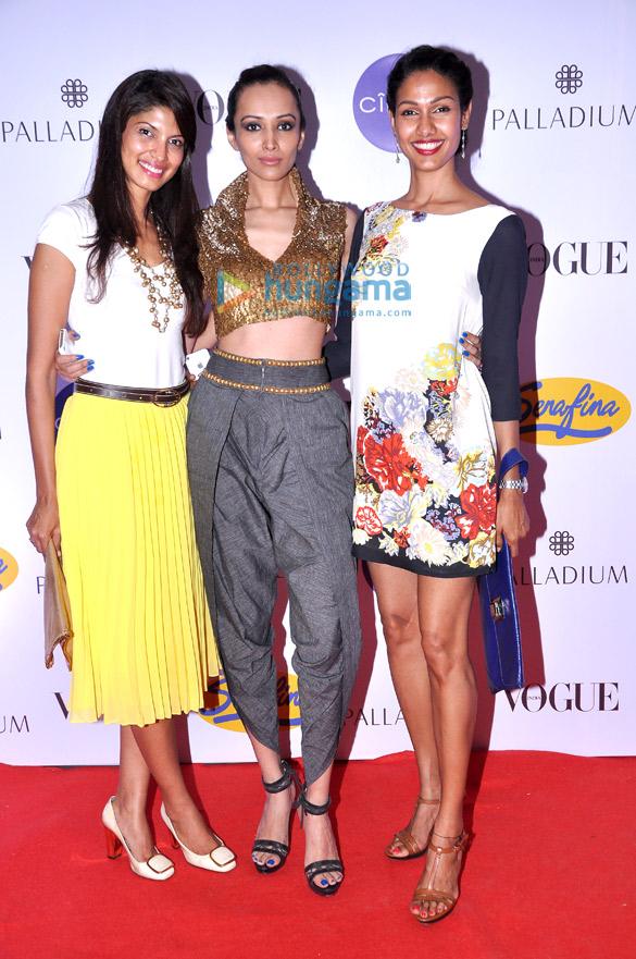 Fleur Xavier, Dipannita Sharma, Nethra Raghuraman