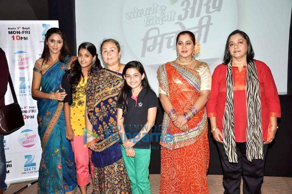 Gautami Kapoor, Ulka Gupta, Farida Dadi