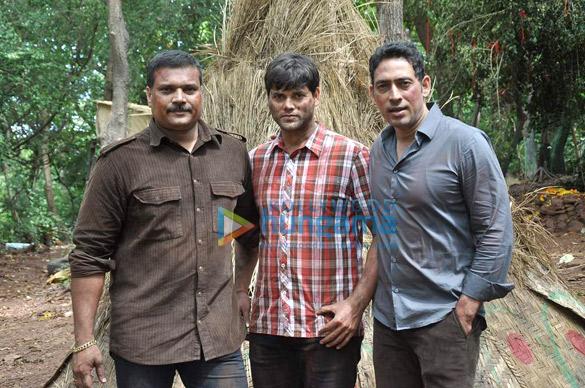 Dayanand Shetty, Hrishikesh Pandey