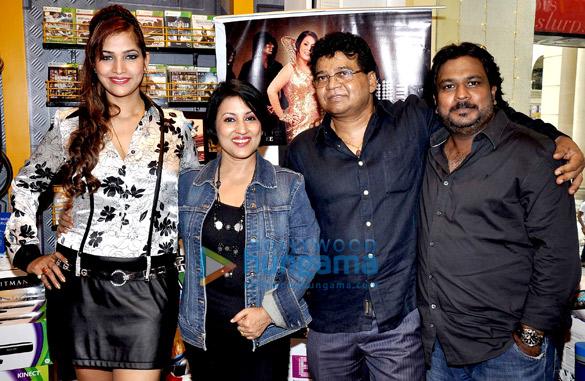 Tanisha, Madhushree, Robby, Vishal Datt