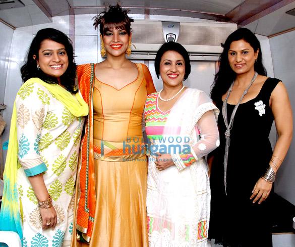 Ekta, Tanisha, Madhushree, Nandini Jumani