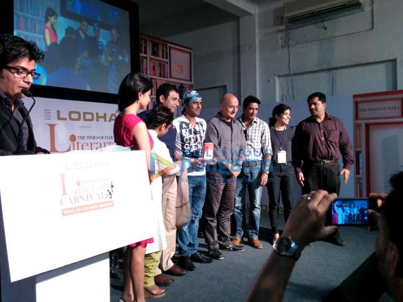 Neeraj Pandey, Manoj Bajpayee, Anupam Kher, Anoop Soni