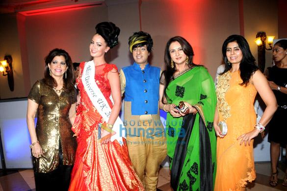 Bina Aziz, Lisa Lazarus, Rohhit Verma, Poonam Dhillon, Shilpa Marigold
