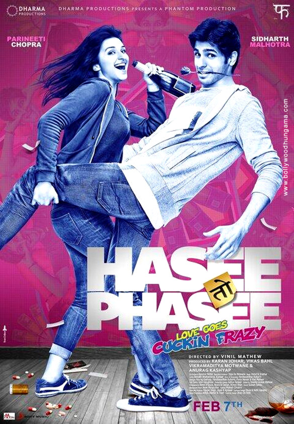 First Look Of The Movie Hasee Toh Phasee