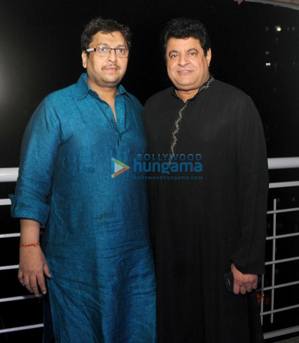 Sanjay Bedia, Gajendra Chauhan