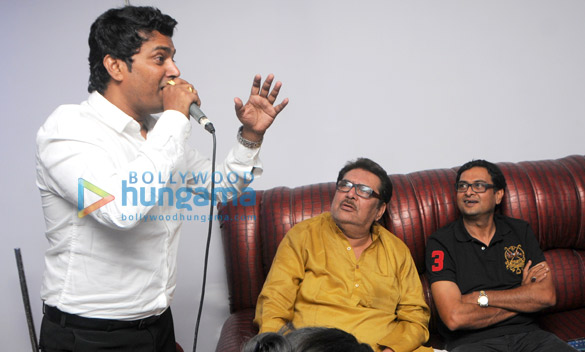 Naveen Prabhakar, Raza Murad, Rumi Jaffery