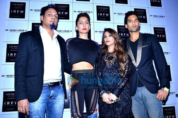 Shane Peacock, Anusha Dandekar, Falguni Peacock, Siddharth Mallya