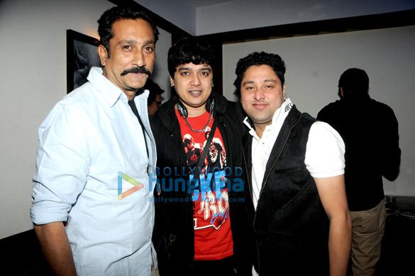 Mukesh Tiwari, Harish Kumar, Kaushik Banerjee