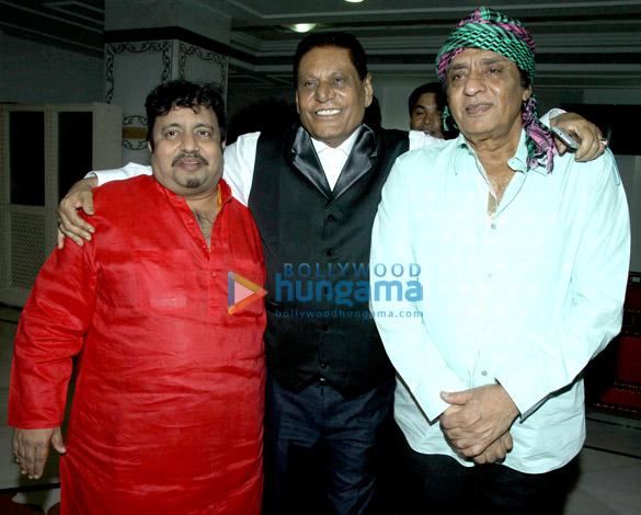 Neeraj Vora, C G Patel, Ranjeet
