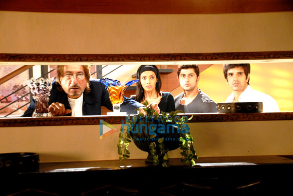 Shakti Kapoor, Hritu Dudani, Sunny Singh, Rufy Khan