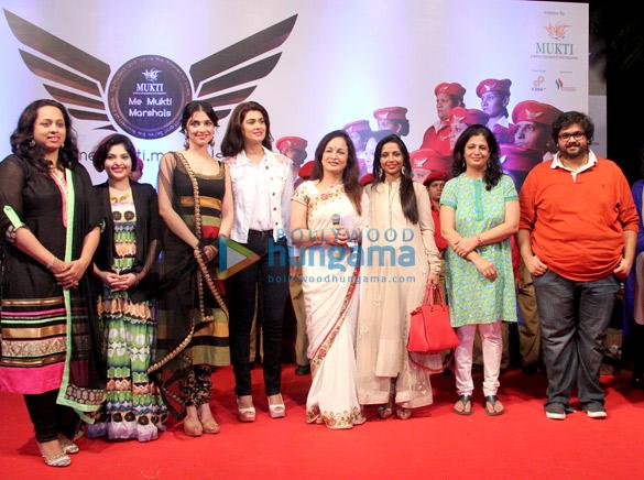 Vaishali Samant, Megha, Divya Khosla Kumar, Jeevika Shah, Smita Thackeray, Dimple Nahar, Swati Thanawala, Rahul Thackeray