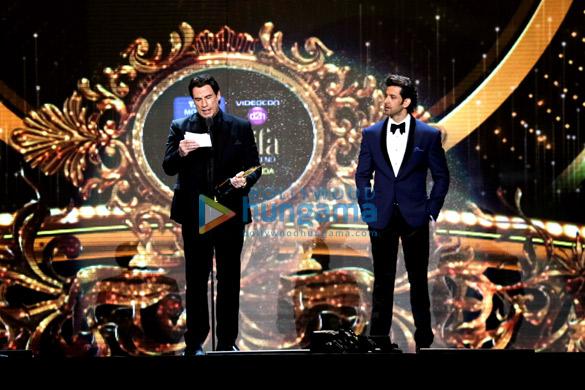 John Travolta, Hrithik Roshan