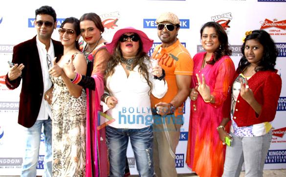 Rehman Khan, Tanisha Singh, Laxmi Tripathi, Dolly Bindra, Dj Akbar Sami, Ekta Jain, Sanchiti Sakat